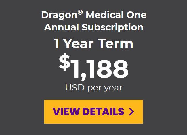 DMO prepaid annual subscription for a 1-year term
